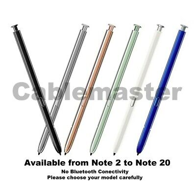 $ CDN9.19 • Buy NEW S PEN STYLUS TOUCH SCREEN PENCIL For SAMSUNG NOTE 20 ULTRA 10 + 9 8 5 4 3 2