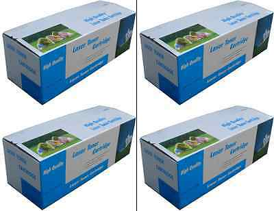 Compatible Laser Toner 4 Pack/set For Hp4700 (q5950a, Q5951a, Q5952a, Q5953a) • 184.95£