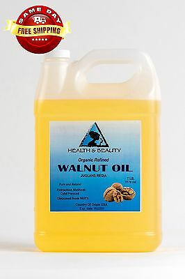 $43.99 • Buy Walnut Oil Organic Carrier Cold Pressed Premium Natural Pure 7 Lb