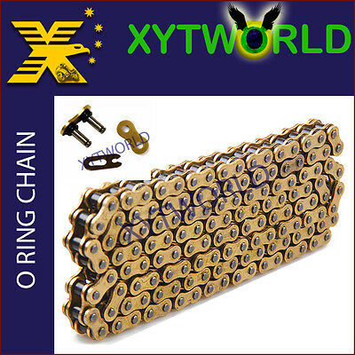AU43.95 • Buy 428H O Ring Motorcycle Chain For HONDA CRF 125 CRF125 F 2014-2015
