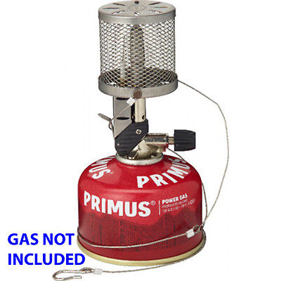 Primus Micron Lantern (Steel Mesh) - Compact, Lightweight Gas Light For Camping • 49.94£