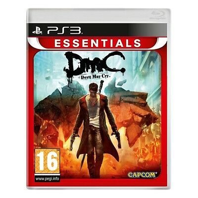 AU33.80 • Buy DmC Devil May Cry Game PS3 Sony PlayStation 3 PS3 Brand New