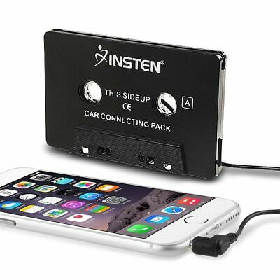 £7.24 • Buy Cassette Aux Adapter For Car IPhone 3.5mm Audio Tape MP3 Player Adapters