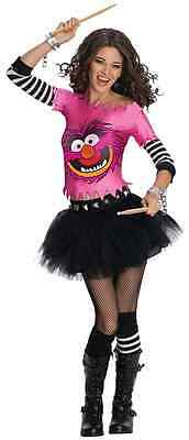 £39.99 • Buy Animal The Muppets Pink Monster Cute Fancy Dress Up Halloween Sexy Adult Costume