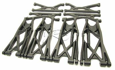 AU73.04 • Buy X-MAXX A-ARMS (Suspension Front Rear Upper Lower 7730 7729 7731 Traxxas 77086-4