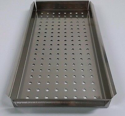 $49.99 • Buy Ritter Midmark M9 Small Tray Stainless Autoclave Sterilizer Tray