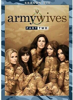 £14.31 • Buy Army Wives: Season Six Part Two [New DVD] Ac-3/Dolby Digital, Dolby, Subtitled