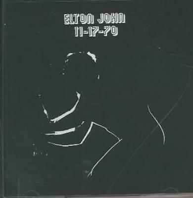 Elton John - 11-17-70 [remaster] Used - Very Good Cd • 6.79£