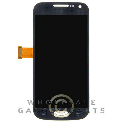 LCD Digitizer Assembly For Samsung Galaxy S4 Mini Blue Front Glass Touch Display • 24£