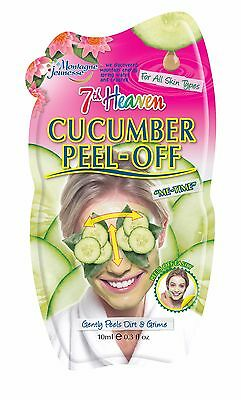 £6.95 • Buy Montagne Jeunesse '7th Heaven' Mixed Face Peel-Off Masks - 4x Pack Of Face Masks