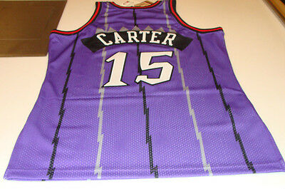 $ CDN349.99 • Buy Vince Carter 1998-99 Jersey Toronto Raptors NBA Basketball XL Mitchell Ness