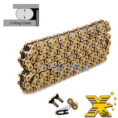 AU49.49 • Buy 428H O Ring Motorcycle Chain For Yamaha YZ 85 2002-2016