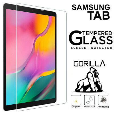 £4.99 • Buy Gorilla Tempered Glass Screen Protector For Samsung Galaxy 7 8 10.1 Inch Tablet