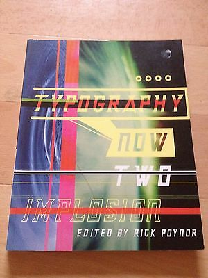 Rick Poynor, Typography Now Two, Implosion • 10.60£