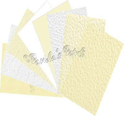 £3.45 • Buy A4 Textured & Smooth Paper 100-120gsm - Choose Colour And Pack Size Free P&P