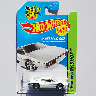 $ CDN3.35 • Buy Hot Wheels 77 LOTUS ESPRIT S1 - JAMES BOND 007 Spy Who Loved Me