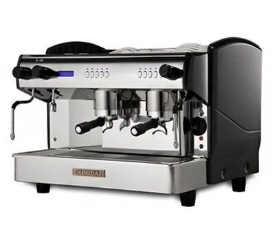 £2600 • Buy Expobar Machine G10 Group 2 Automatic Maker Espresso Coffee 11.5 L Commercial UK