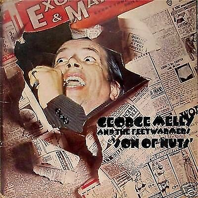 George Melly 'son Of Nuts' Uk Lp • 7.99£
