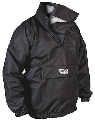 Vass Tex 175 Smock Black * Unlined * Waterproof * Fishing Clothing Smock *  • 65.99£