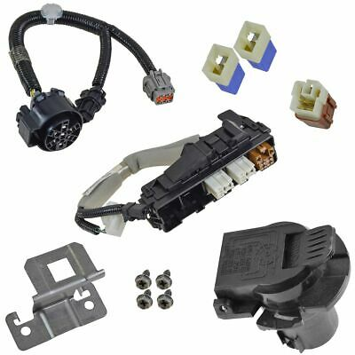 $111.87 • Buy OEM 7 Pin Trailer Tow Hitch Receiver Harness Assembly For Nissan Pathfinder New