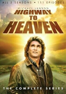 £41.26 • Buy Highway To Heaven: The Complete Series - 23 DISC SET (2014, REGION 1 DVD New)
