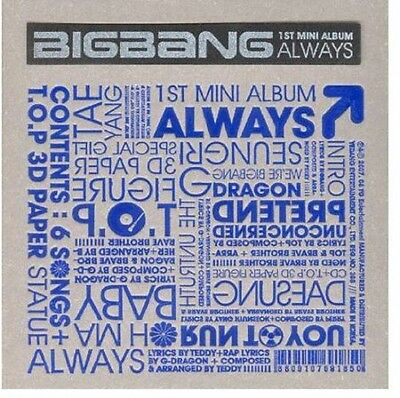 Big Bang - Always [New CD] Asia - Import • 13.03£