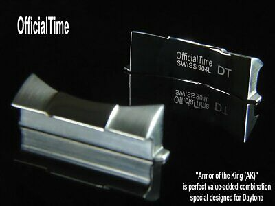 $ CDN118.62 • Buy OfficialTime Top Quality Stainless Steel AK End Link For Rolex Explorer I 214270