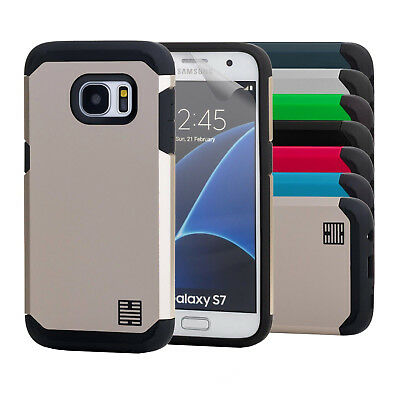 $ CDN6.86 • Buy 32nd Slim Armour Dual-Layer Shockproof Case Cover For Samsung Galaxy Phones