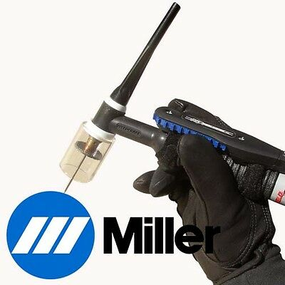 $210.52 • Buy TIG Torch Remote Hand Amperage Control Miller 5 Pin Rotary - Cable Length:15 Ft.