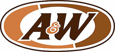 A&W ROOT BEER Vinyl Decal / Sticker ** 5 Sizes **   • 2.98£