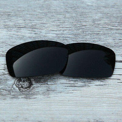 a0cd53ae34 New Black Polarized Replacement Lenses For-Oakley Fives Squared • 14.00
