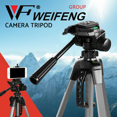 AU29.90 • Buy Weifeng Professional Camera Tripod Monopod Stand DSLR Ball Head Mount Flexible