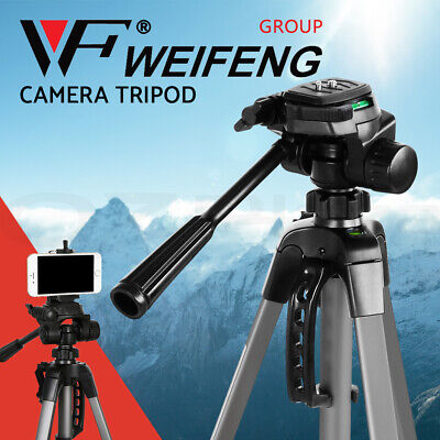 AU36.95 • Buy Weifeng Professional Camera Tripod Monopod Stand DSLR Ball Head Mount Flexible