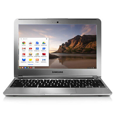 View Details Samsung 11.6  LED 16GB Chromebook Exynos 5 Dual-Core 1.7GHz 2GB XE303C12-A01US • 72.95$