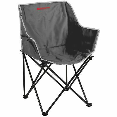 View Details Crusader TT Chair Folding Camping Compact Tub Portable Lightweight   • 12.99£
