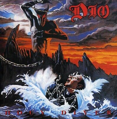 Dio - Holy Diver [New CD] Rmst, Germany - Import • 8.72£