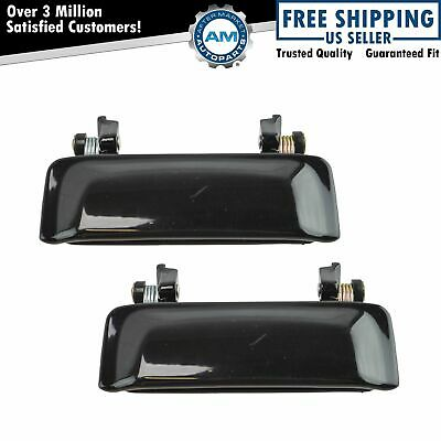 $49.85 • Buy Metal Outer Outside Exterior Door Handle LH RH Pair For Explorer Mountaineer New