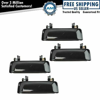 $87.95 • Buy Metal Outer Outside Exterior Door Handle Kit Set Of 4 For Explorer Mountaineer