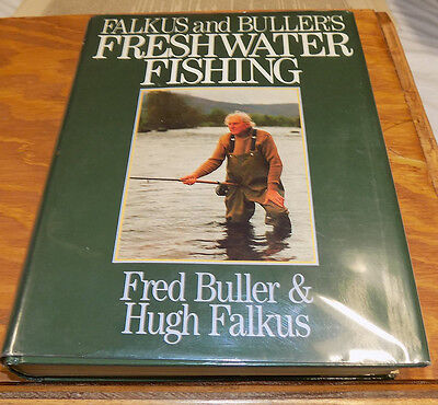 £10.93 • Buy 1994 Book ///  FRESHWATER FISHING By Fred Buller And Hugh Falkus