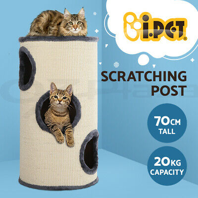 AU89.90 • Buy I.Pet Cat Tree Trees Scratching Post Scratcher Tower Condo House Furniture Wood