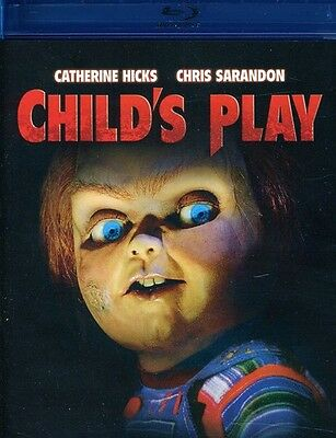 Child's Play (2011, REGION A Blu-ray New) • 10.54£