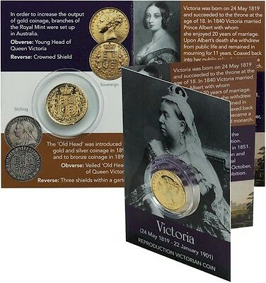 £5.99 • Buy Queen Victoria Coin Pack - Gold Sovereign