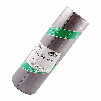 300mm 12  Inch Code 3 Lead Flashing Roll Roof Roofing Repair Midland Lead • 29.05£