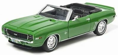 $19.95 • Buy 1969 Chevrolet Camaro Convertible BEWITCHED 1:24 Scale Diecast Greenlight 18213