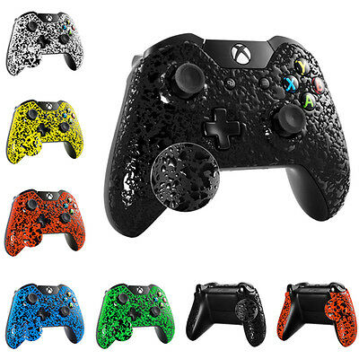 Customized Front Housing Shell Faceplate For Xbox One Controller 3D Textured • 7.99$