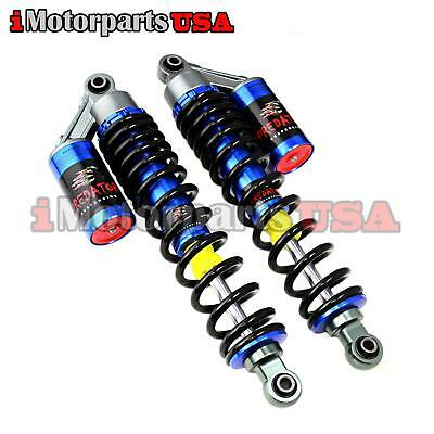 $339.95 • Buy Stage 3 Performance Front Shocks Absorbers Pair For Yamaha Raptor 660r 700 700r