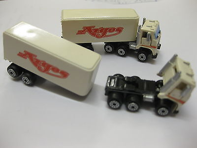 AU4.41 • Buy MICRO MACHINES NEW ARGOS LORRY RARE 90s COLLECTABLE BUY 2 GET 1 FREE GALOOB