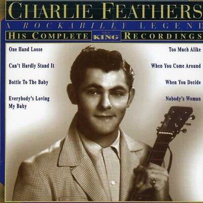 £9.64 • Buy Charlie Feathers - His Complete King Recordings [New CD]