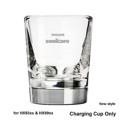 AU24.65 • Buy Philips Glass Charger Sonicare Diamondclean Smart Toothbrush 9300 9500 Series