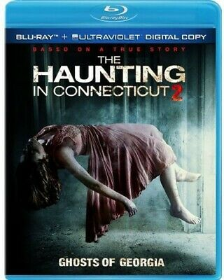 Haunting In Connecticut 2: Ghosts Of Geo (2013, REGION A Blu-ray New) BLU-RAY/WS • 14.28£